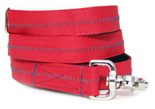 Sailcloth Leash Salty Dog Red Port