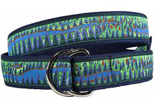 Hopkins North Woods Ribbon Belt (D-Ring)