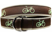 Road Bike Ribbon Belt (D-Ring)