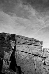Monolithic Rock, Acadia National Park