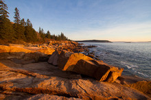 Prevail for a New Day Acadia National Park