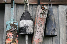 Rockport Lobster Buoys