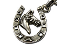 Lucky Horse Shoe Charm