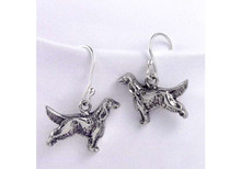 Irish/English Setter Earrings