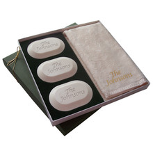 Carved Solutions Personalized Soap Gift Set