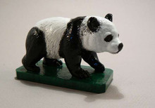 Panda Bear Hood Ornament