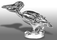 Pelican Hood Ornament