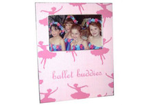 Ballet Decoupage Picture Frame