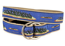 Islands Ribbon Belt (O-Rings)