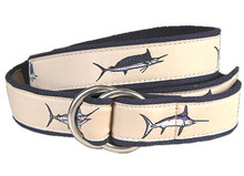 Billfish Ribbon Belt (O-Ring)