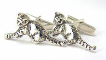 Cat Cufflinks - Kittens Cuflfinks