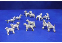 (A) Dog Breed Cufflinks  (Over 120 Dog Breed Cufflinks Available)