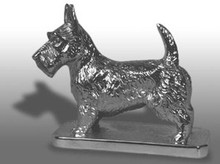 Scottie Hood Ornament