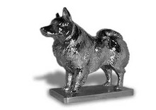 Finnish Spitz Hood Ornament