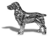 Cocker Spaniel Hood Ornament