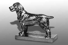 Cocker Spaniel Hood Ornament (A)