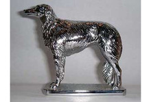 Borzoi Hood Ornament