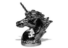 Unicorn Head Hood Ornament