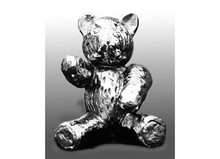 Teddy Bear Hood Ornament