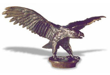 Eagle Hood Ornament (Large)