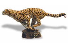 Cheetah Hood Ornament