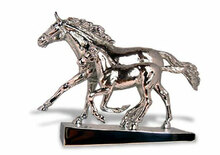 Mare and Foal Hood Ornament