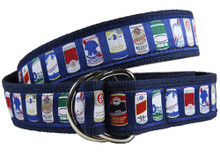 cheap buzz beer ribbon belt
