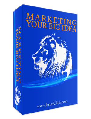 Marketing Your Big Idea