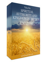 Spiritual Authority Kingdom Dominion