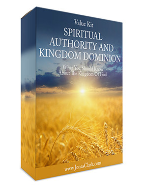 Spiritual Authority Kingdom Dominion