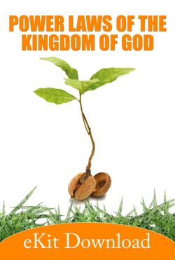 Power Laws of the Kingdom of God