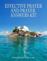 Effective Prayer And Prayer Answers (eKit Download)
