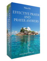 Effective Prayer And Prayer Answers