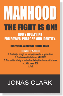 "Men, manhood, and what it means to be a man are under attack by radical feminists, homosexuals, and transgenders. They say men are obsolete and not needed anymore. They are doing their best to dismantle God's design and definition of manhood.   These sexually confused say that manhood is toxic and traditional masculinity is harmful to society. Their approach is to delete offensive words that describe the male species such as him, he, male, men, and mankind. One writer said that hatred of women is innate and inescapable within men.  The man is the key to biblical infrastructure in families, communities, and ultimately the nations. You have heard it said, ""As it goes with the family, so goes it with the world."" It's time to kick the politically correct cult out of the home and put father back into the family. This book is about God's blueprint for power, purpose, and identity."
