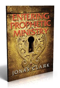 Entering Prophetic Ministry