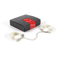 Plaisir Nacre` White (Pearl Cuffs)