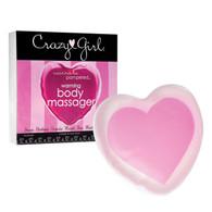 Crazy Girl Hot Heart Massager