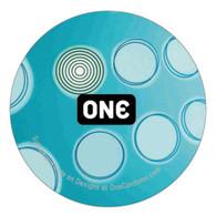 ONE Condoms Tub of 100 Designer Mix