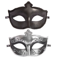 Masks on Masquerade Masks Twin Pack