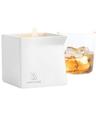 Afterglow Natural Massage Candle - Bourbon