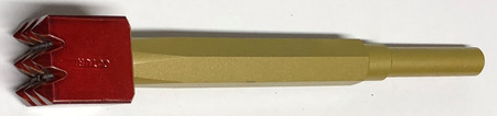30 mm 9 tooth chisel