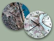 Favorite Place Anniversary Clocks