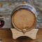 Couple's Anniversary Wine Barrel