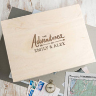 Couples Personalized Adventure Box