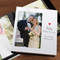Personalized 40th Anniversary Photo Album with frame