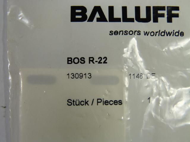 Balluff BOSR-22 Laser Reflector 50X60mm 2 Fixing Holes NWB