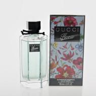 FLORA GLAMOROUS MAGNOLIA by Gucci 3.3 OZ EAU DE TOILETTE SPRAY NEW in Box Women