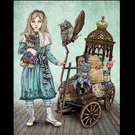 Alice Goes to Hogwarts