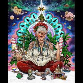 Bohemian Mrs. Claus