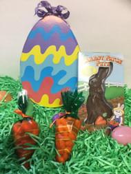 Easter Egg 4 doz plus Chocolate Bunny and Eggs